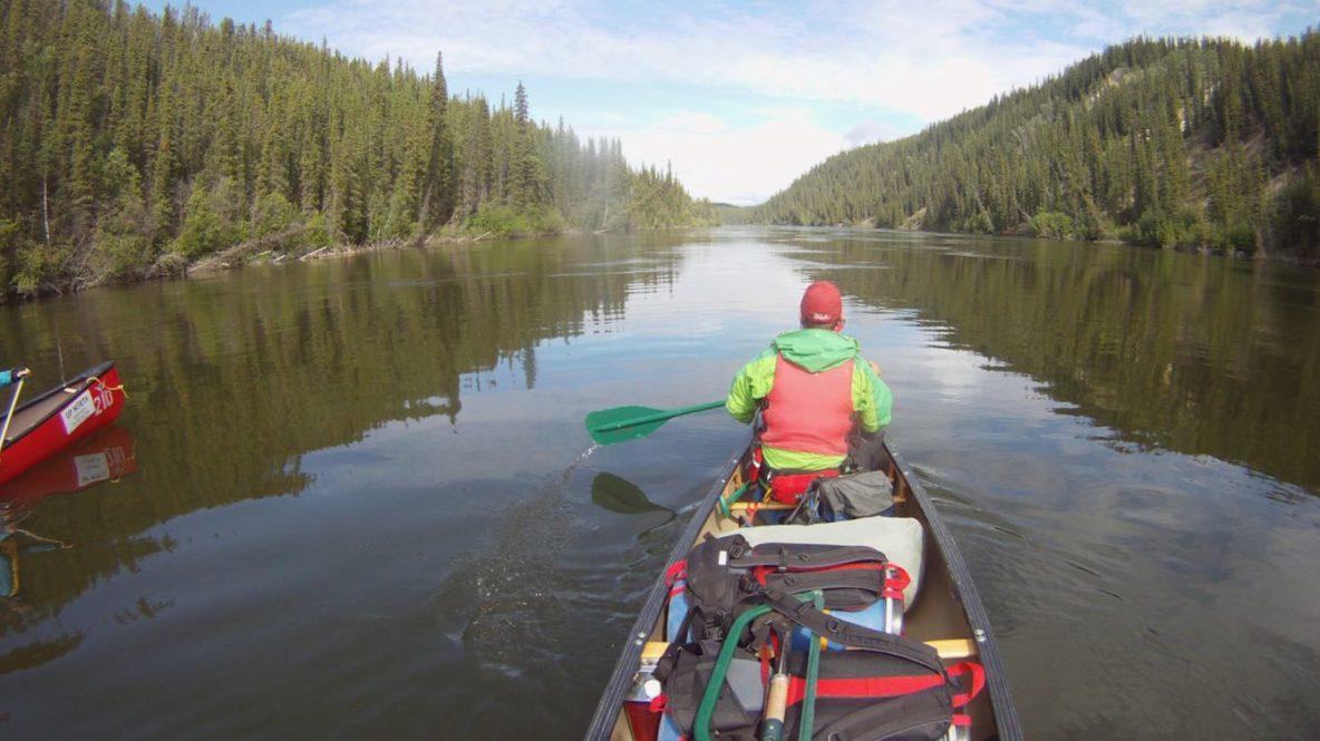 Kanopadling i Canada, foto Christian Thaulow